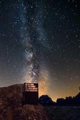 Read this if you want.... (Javiralv) Tags: milkyway stars night astrofotografía astrophotography víaláctea estrellas noche book