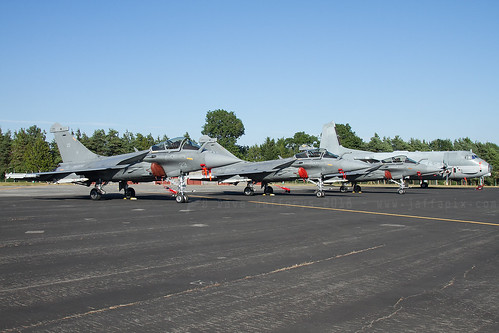 23 6 5 Rafale M and 15 Atlantique ATL2 French Navy