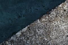 The Lake #3 (majamacanovic) Tags: minimalism abstract lake sto art turquoise coast coastline bled slovenia contrast water