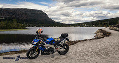 Aprilia Tuono at Haglebuvatna no.3 (Fredrik_Johnsson) Tags: 2018 aprilia august bike buskerud haglebuvatna lake motorbike motorcycle mountain nature norway notge tuono tuonov41100 v4 v41100 landscape motorsykkel sky transportation