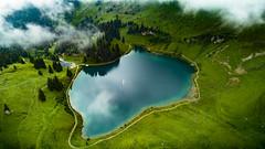 Col des Mosses - Suisse (Alexis Rangaux) Tags: swiss lake mountain landscape fantasticnature nature paysage