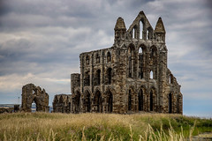Whitby Abbey (Maisiebeth) Tags: whitby abbey northyorkshire church derelict ruins