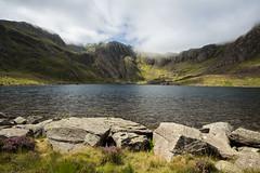 Llyn Idwal - Snowdonia, Wales (jack.mihlenstedt) Tags: ngc snowdonia snowdon mountain lake llyn idwal landscape nikon nikond750 nikon1635mm nikonflickraward nationalpark wales