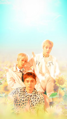 Exo Cbx Iphone Lockscreen Wallpaper A Photo On Flickriver