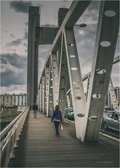 Brest (christophe plc) Tags: brest finistere bretagne canon 6dmarkii bridge iron