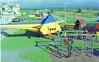 CAERNARFON AIRPORT, 1994.(2) PS