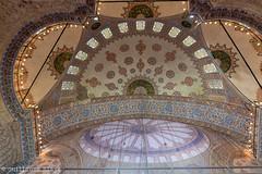 Istanbul - Mosquée Sultanahmet (Darth Jipsu) Tags: ottoman unesco blue sultanahmed dome minaret byzantine landmark europe architecture mosque constantinople istanbul turkey islamic turquie tr