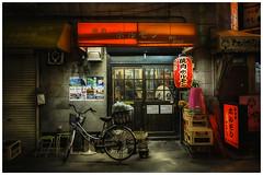 De bar en bar (bit ramone) Tags: japón japan osaka bar alcohol travel viajes bitramone beer cerveza pentax pentaxk3ii elitegalleryao bestcapturesaoi