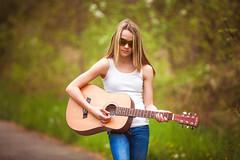 Stardom Awaits (Pat Boyle Portraits) Tags: guitar girl girls kenilworth nj jersey cute