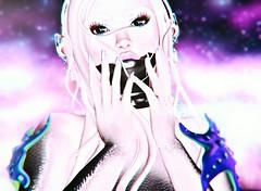 Drifting (SueGeeli DeCuir) Tags: kosmetik eyelashes catwa darkpassions nailappliers mermaidcove cureless cynefin yokai maitreya leforme swallow kustom9 clawtooth stardust blush scales sale theepiphany starfish blogger secondlife styleitup styleitupsl