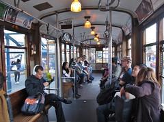 San Francisco, California (Jasperdo) Tags: sanfrancisco california trolley streetcar vintagestreetcar milanstreetcar 1807 sfmuni