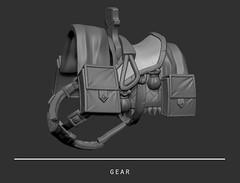 Boar - Saddle & Bags (Aloe [Alli Keys]) Tags: