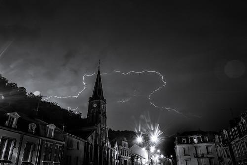 Storm In Longwy