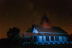 DSC_4398s (vgisti) Tags: night light sk sky stars church faith building