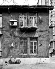 Dorm, 109 years old (Xue Rui) Tags: film 膠片 negtivefilm filmisnotdead 膠片不死 dorm largeformat 4x5 fomapan100 shenyang shengjing concessionary hospital 1909 dugaldchristie 1883