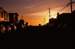 The Sunset by SF EYES (Robert Ogilvie) - San Francisco CA  Contax S2 Fuji Velvia 100