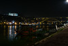 Porto (coincoinnnn) Tags: porto portugak portugal ville nuit poselongue lumière city europe eau reflet douro fleuve longue nikon d5300