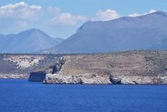 (orientalizing) Tags: archaia cliffs coast greece landscape mani seascape shore tigani