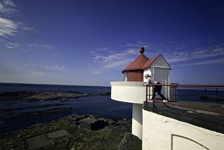 109/365: Fjøløy lighthouse