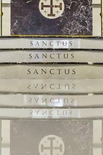 Shrine of the True Cross - Sanctus Sanctus Sanctus