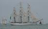 Le Havre - Parade des Grands voiliers (jeanlouisallix) Tags: le havre seine maritime haute normandie france mer plage voiliers vieux gréements marine armada armement navire navigation