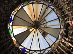 Ancient structures...where magic happens (Leo.S.Pereira) Tags: iphone creativephotography stunninglight urbanexplore amateur oldbuilding details amazingshot color skylight portugal porto