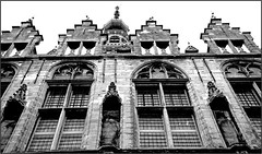 Stadhuis, Veere, Walcheren, Zeelande, Nederland (claude lina) Tags: claudelina nederland paysbas hollande zeeland zélande veere
