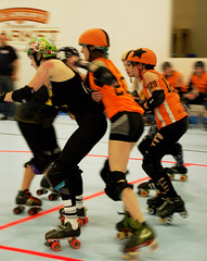 234 (Bawdy Czech) Tags: lcrd lava city roller dolls spit fires basin bombers bend or oregon april 2018 skate derby wftda flat track bout