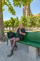 Bern/Schweiz 20. Juni 2018 (karlheinz klingbeil) Tags: bern tights collant menintights fashion schweiz strumpfhose people switzerland city menschen manninstrumpfhose mode stadt suisse ch
