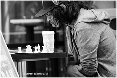 Think Before You Make A Move - Library XT5913e (Harris Hui (in search of light)) Tags: harrishui fujixt1 digitalmirrorlesscamera fuji fujifilm vancouver richmond bc canada vancouverdslrshooter mirrorless fujixambassador xt1 fujixcamera fujixseries fujix fujixf55200mm fujizoomlens chess game chessgame bw blackwhite candid thinking street streetcandid streetphotography monochrome life moment concentration chessplaying downtownvancouver
