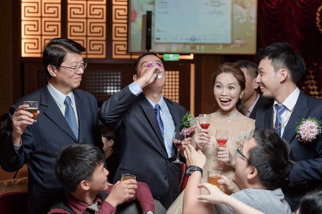 台南婚攝 - 總理大餐廳婚宴!婚禮紀錄-60