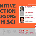 ACRM Conference Spinal Cord Injury & Complementary, Integrative Rehabilitation Medicine session: 452955 Wecht thumbnail