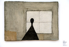 Master in Minimalism (YIP2) Tags: window fritzklemm klemm minimalism painting art modernart exhibition museumdefundatie museum zwolle poetic german artist
