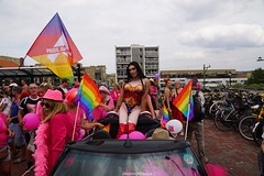 DSC04240 (ZANDVOORTfoto.nl) Tags: pride gaypride prideatthebeach beach zandvoort zandvoortfoto zandvoortfotonl 2018 pink love lhbt lesbian transseksual gay beachlife event