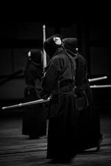 剣士 (小川 Ogawasan) Tags: japan japon kyoto kendo butokuden 剣士 剣道京都 剣道 bushido martialart shinai men dou kote dojo hakama skill sport