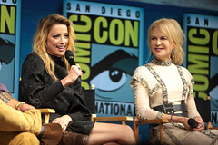 Amber Heard & Nicole Kidman (Gage Skidmore) Tags: amber heard nicole kidman aquaman san diego comic con international 2018 convention center california