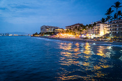 Seaside in Puerto Vallarta (annaspies) Tags: mexico jalisco puerto vallarta beach town pacific ocean puertovallarta pacificcoast beachtown