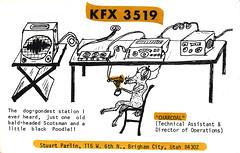 30018880 (myQSL) Tags: cb radio qsl card 1970s