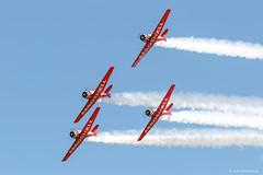AeroShell (dpsager) Tags: 2018 dpsagerphotography eaaoshkoshairshow oshkosh wisconsin aircraft airplane airshow eaa airventure osh18 aeroshell