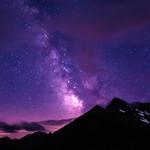 Milky Way and Mars thumbnail