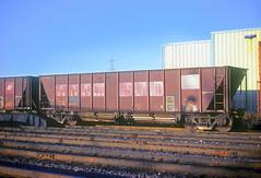 C&NW 791083 (Chuck Zeiler) Tags: cnw 791083 railroad hopper freight car ballast chicago train chuckzeiler chz