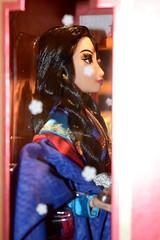 Limited Edition Mulan 16 Inch Doll - Disney Store Display - Midrange Left Side View (drj1828) Tags: mulan 20thanniversary limitededition 16inch doll collectible disneystore 2018 display boxed