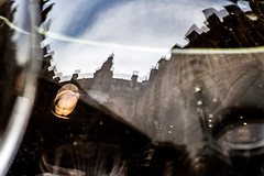 Reflet de la Vieille Bourse, Lille, France (pas le matin) Tags: reflexion reflection travel world voyage reflet lille france europe europa verre glass canon7d eos7d canoneos7d