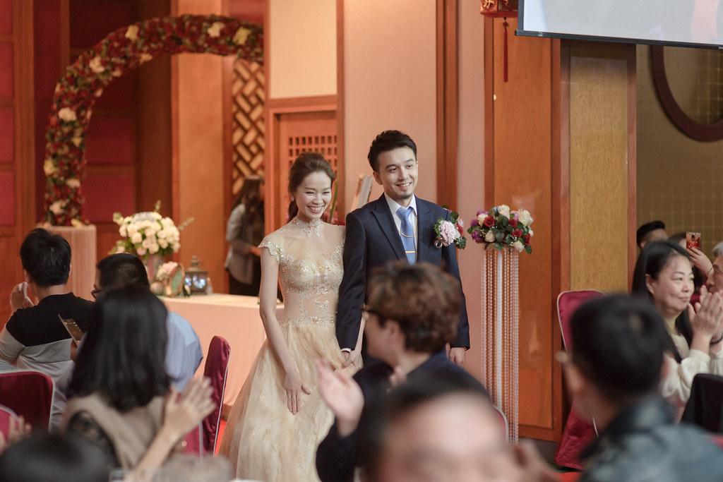 台南婚攝 - 總理大餐廳婚宴!婚禮紀錄-54