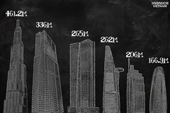 "Landmark 81 - ""Skyscraper"" in Vietnam (Nguyen Viet Hoang Son) Tags: advertising background black blackboard blank board chalk chalkboard classroom communication copyspace dirty drawing education grunge horizontal learn learning lesson message nobody note noticeboard old scratch space teach text texture textured used white building beautiful"