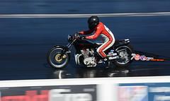 Kawasaki_1933 (Fast an' Bulbous) Tags: drag race bike biker moto motorcycle motorsport santa pod dragstalgia classic oldtimer racebike