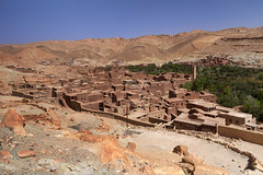 2018-4473 (storvandre) Tags: morocco marocco africa trip storvandre telouet city ruins historic history casbah ksar ounila kasbah tichka pass valley landscape