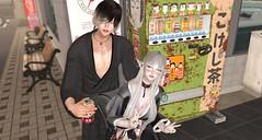 (휘영+미정) Tags: kurenai dura gb violetta taketomi momochuu kimono japan kastro mee