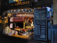 The Mayflower, Rotherhithe, London (PaChambers) Tags: mayflower pub pilgrim rotherhithe pilgrims american usa london old historic inn england uk britian