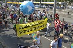 Bündnisdemo in Leipzig 28.07.2018
